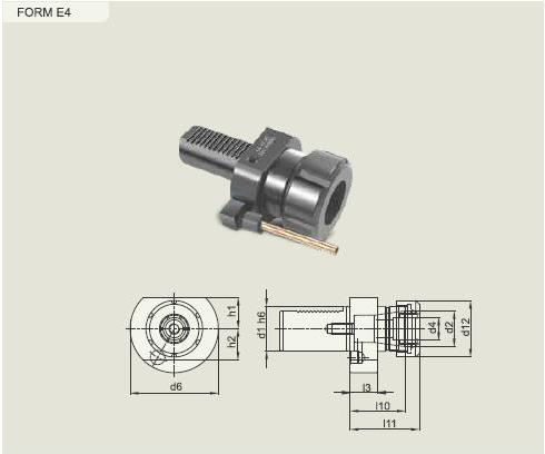 COLLET CHUCK AS PER DIN 6498